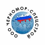 логотип «Черномор-СпецСтрой»