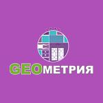 логотип «GEOметрия»