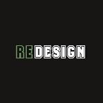логотип Студия дизайна «REDESIGN»