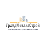 логотип «ГрандМеталлСтрой»