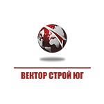 логотип Вектор Строй Юг